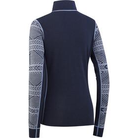Kari Traa Sjarm Half-Zip Shirt Dame Naval